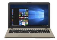 "Ноутбук ASUS VivoBook X540MA-DM022 (Intel Pentium N5000 1100 MHz/15.6""/1920x1080/4GB/500GB HDD/DVD нет/Intel UHD Graphics 605/Endless OS)  Black (90NB0IR1-M17260)"