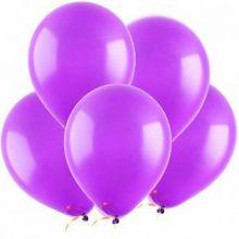 """Фиолетовый, 10"""", пастель, 100 шт"""