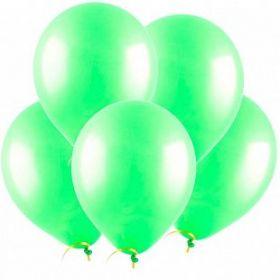 """Зелёный, 10"""", пастель, 100 шт"""