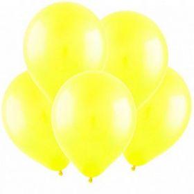 """Жёлтый, 10"""", пастель, 100 шт"""