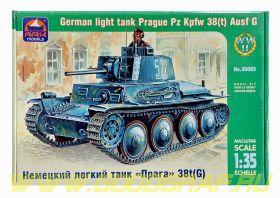 Немецкий лёгкий танк «Прага» 38t(G)