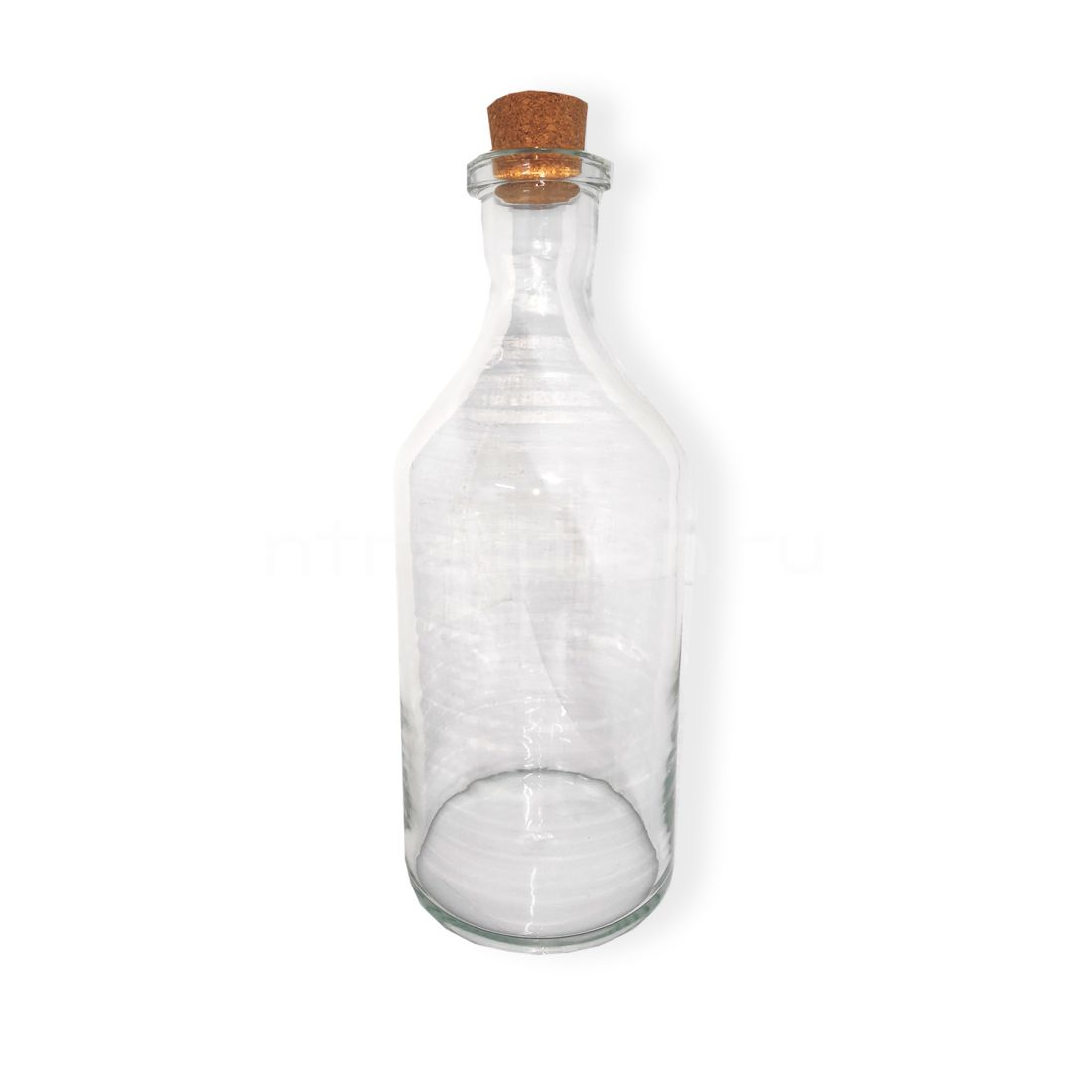 """Бутыль """"Пятилитровка"""", прозрачное стекло, 5 л"""