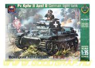 Немецкий лёгкий танк Pz.Kpfw.II Ausf.D
