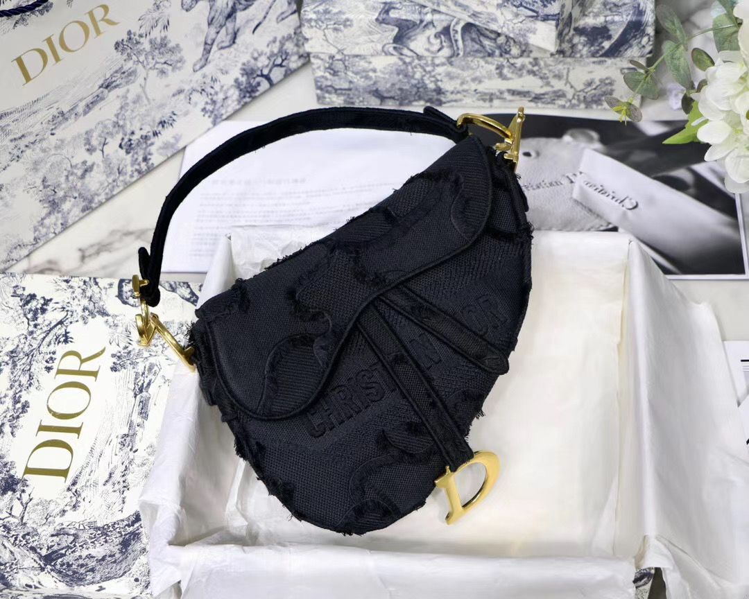 Dior Saddle Bag 25,5 cm