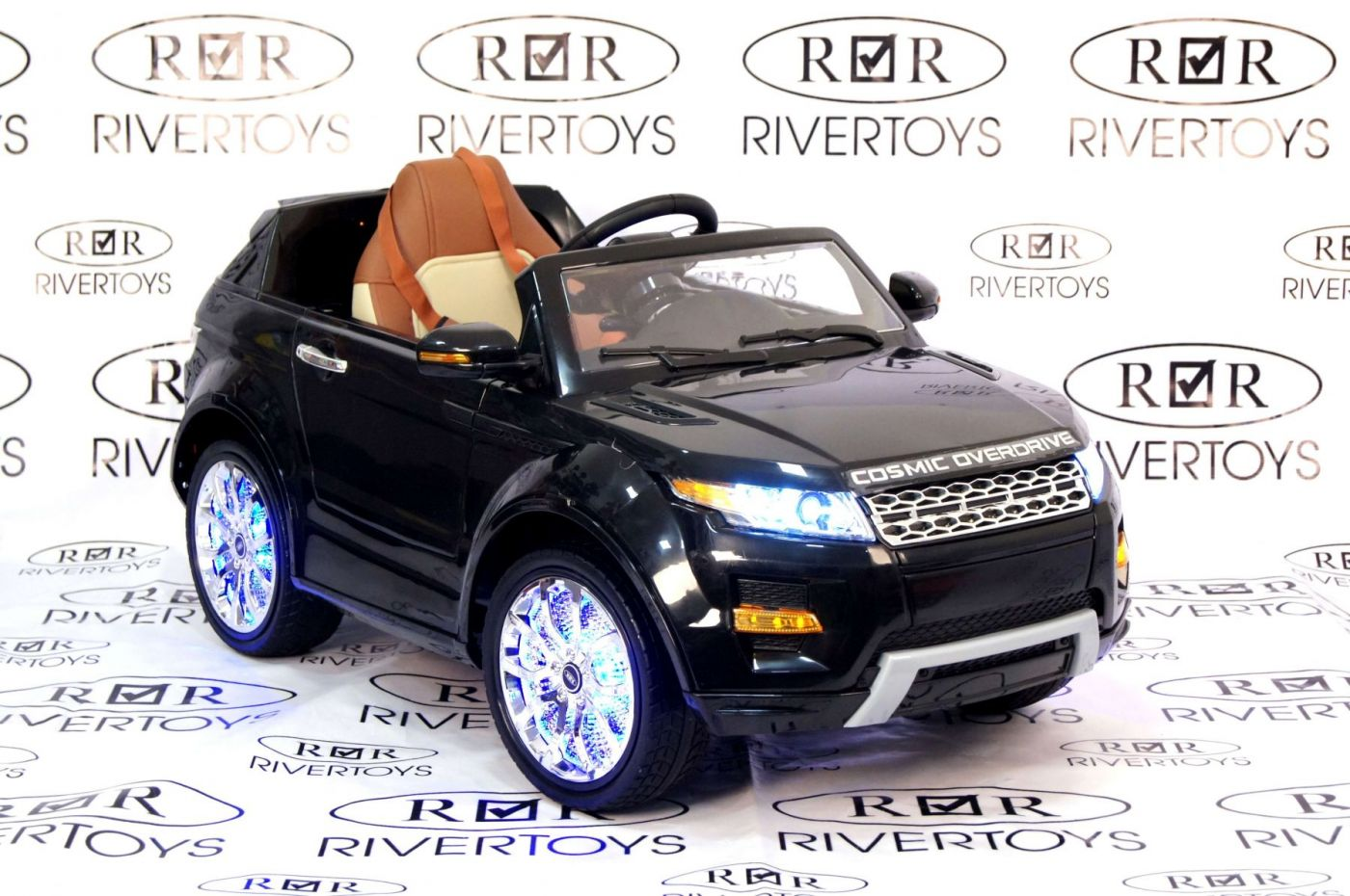 RiverToys Автомобиль Range Rover A111AA VIP
