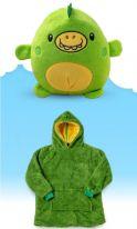 Трансформер игрушка-толстовка Кофтёныши, Динозаврик