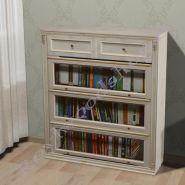 Книжный шкаф Лондон Ли-box  береза