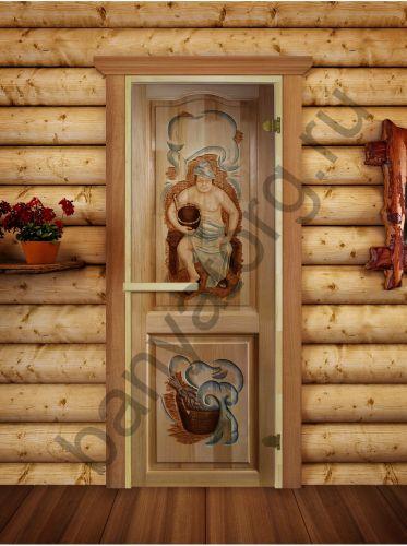 Дверь 6мм 190*70 с фотопечатью РБ-2