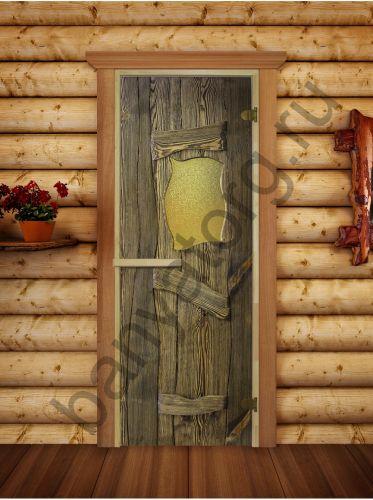 Дверь 6мм 190*70 с фотопечатью РБ-3