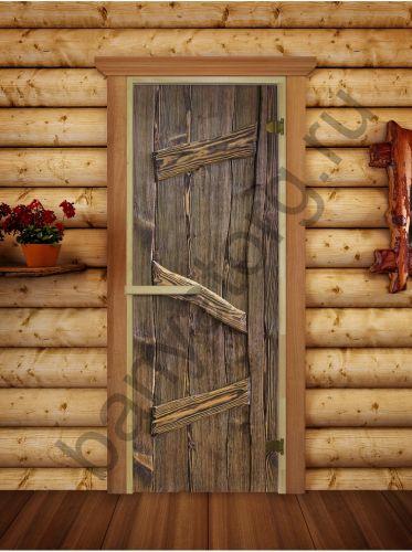 Дверь 6мм 190*70 с фотопечатью РБ-4