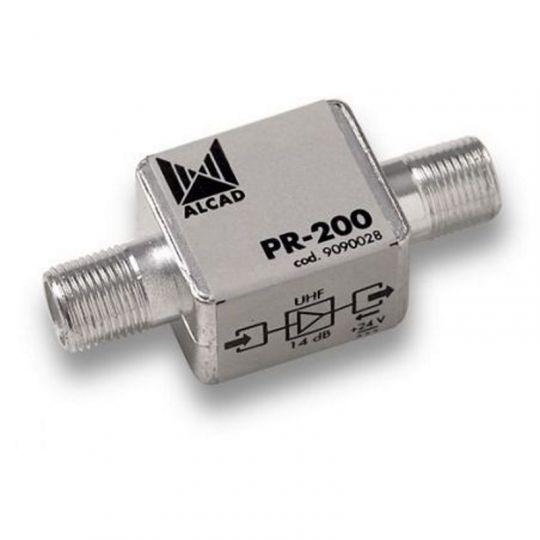 Антенный усилитель эфирный ДМВ ALCAD PR-200