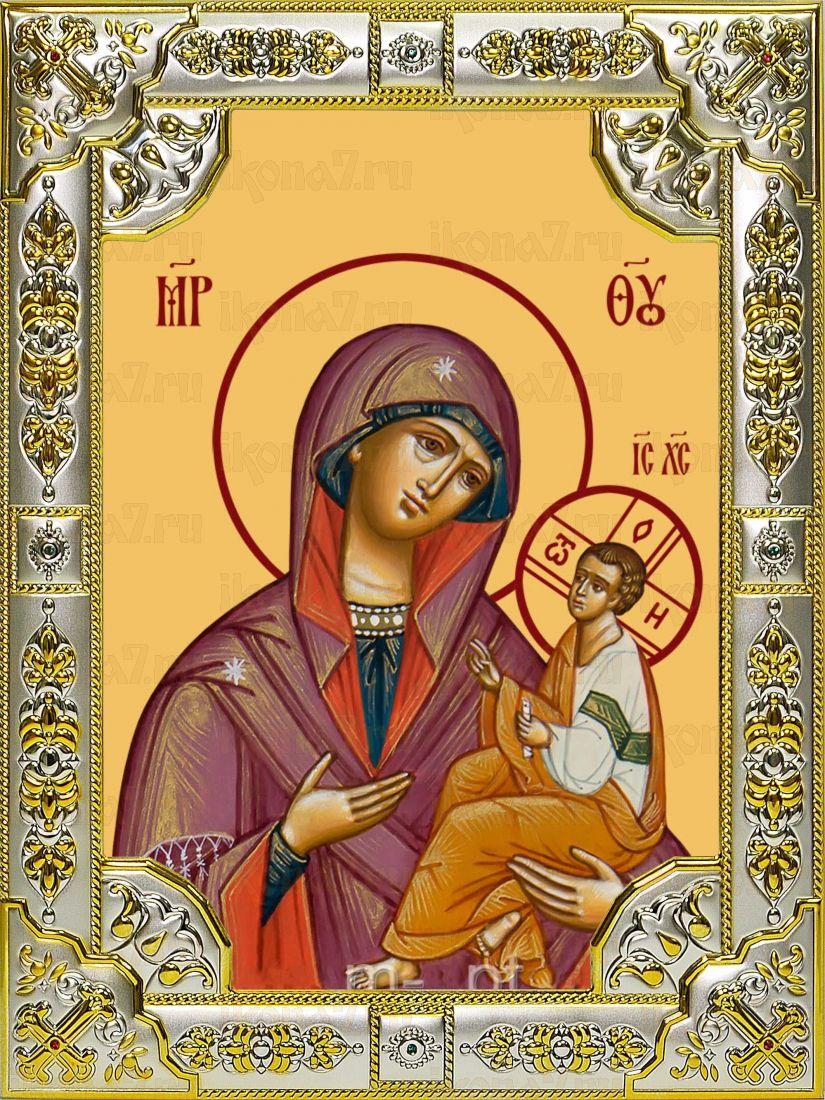 Грузинская Икона Божией Матери (18х24)