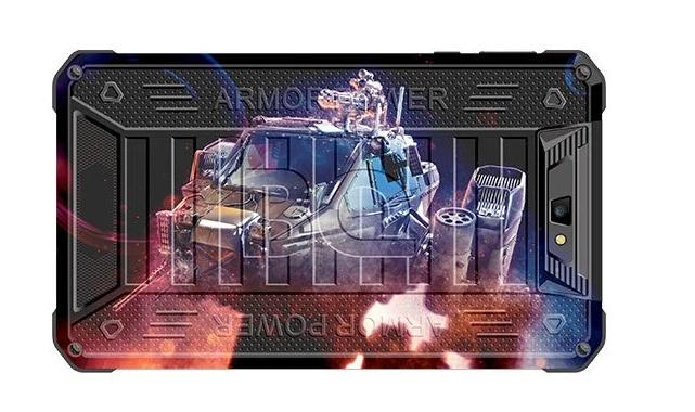 Планшет BQ-7098G ARMOR POWER PRINT8