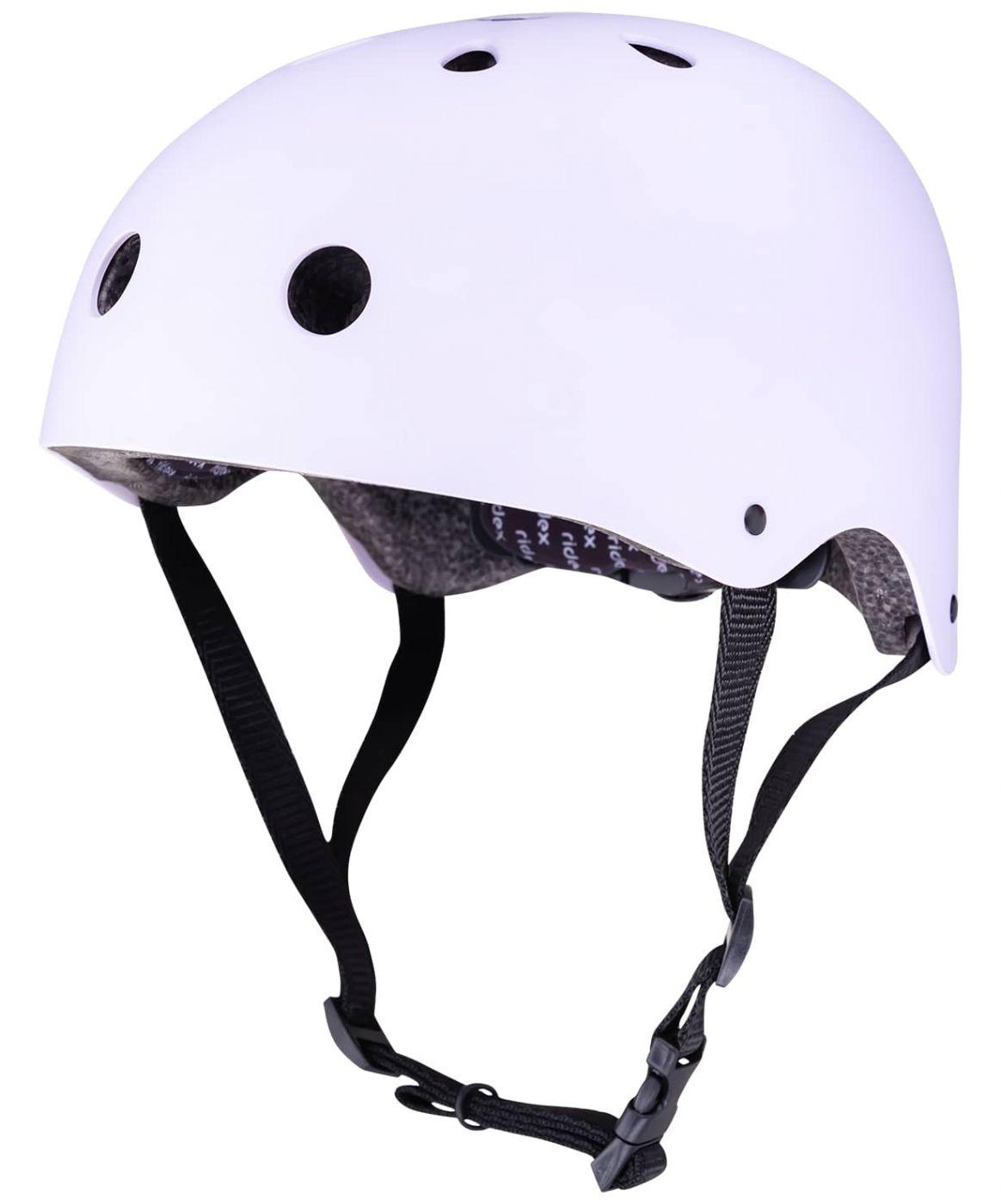 Шлем защитный Inflame, белый разм.М