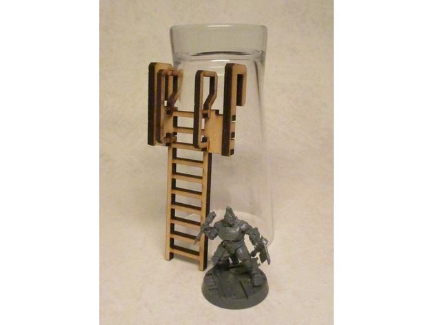 Лестница варгейм 2