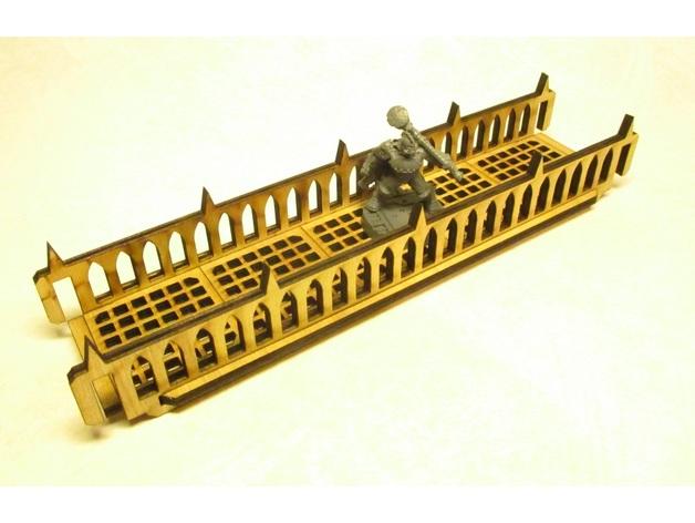 Мост варгейм 1