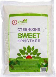 Стевиозид SWEET «Кристалл» 1 кг