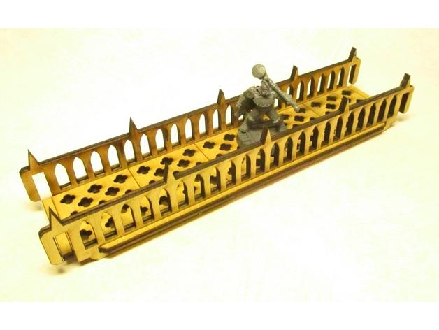 Мост варгейм 3
