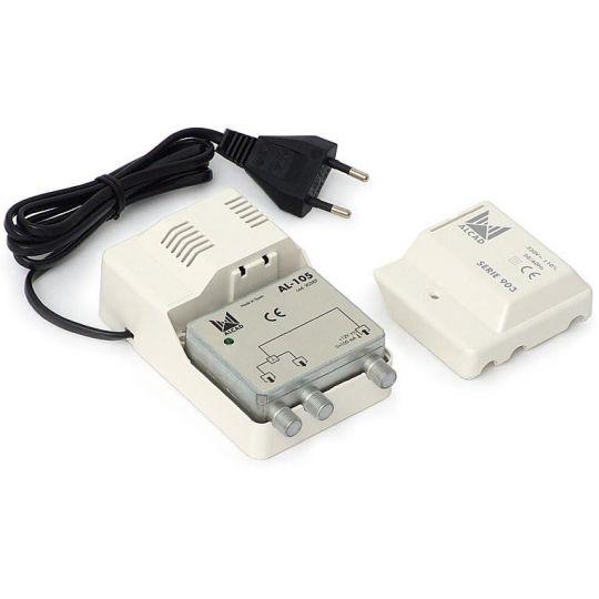Блок питания для усилителей антенн Alcad AL-105 (12V)