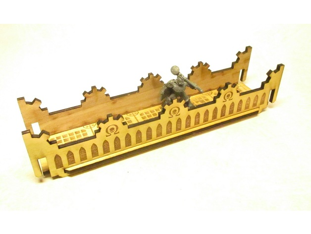 Мост варгейм 5