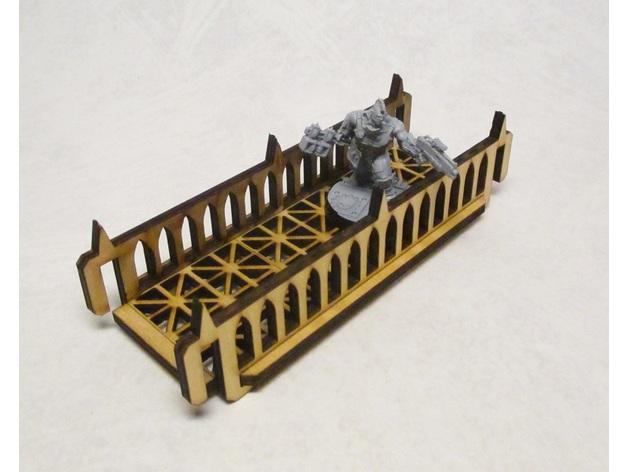 Мост варгейм 8