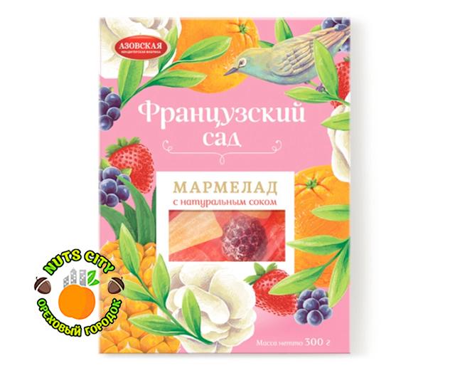 "Мармелад желейный ""Французский сад"" 300гр"