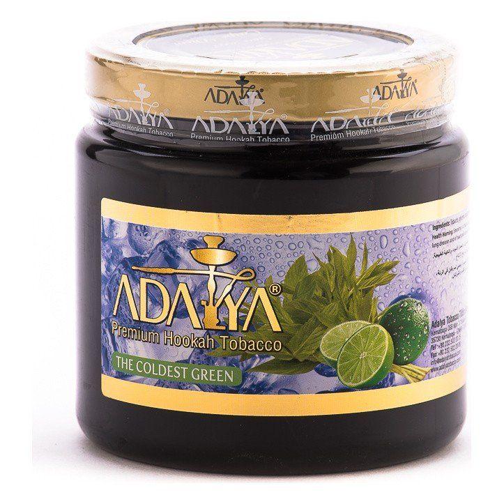 Табак Adalya - The Coldest Green (Холодное Зеленое, 1 кг)