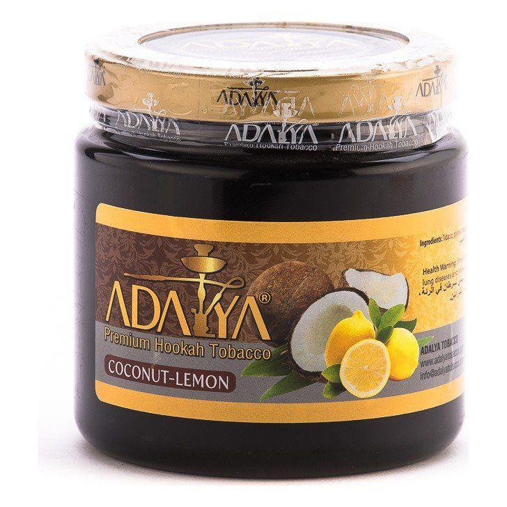 Табак Adalya - Coconut-Lemon (Кокос и Лимон, 1 кг)