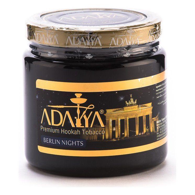 Табак Adalya - Berlin Nights (Берлинские Ночи, 1 кг)