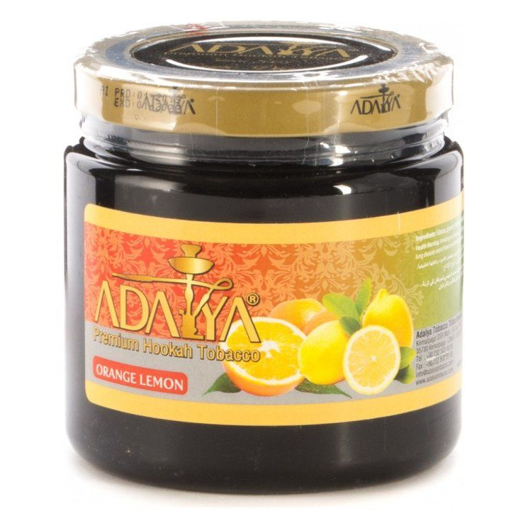 Табак Adalya - Orange Lemon (Апельсин и Лимон, 1 кг)