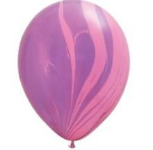 "Q 11"" Супер Агат Pink Violet , 1 шт"