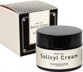 Пилинг-крем для очищения лица основе салициловой кислоты Elizavecca Sesalo Face Control System Salicyl Cream