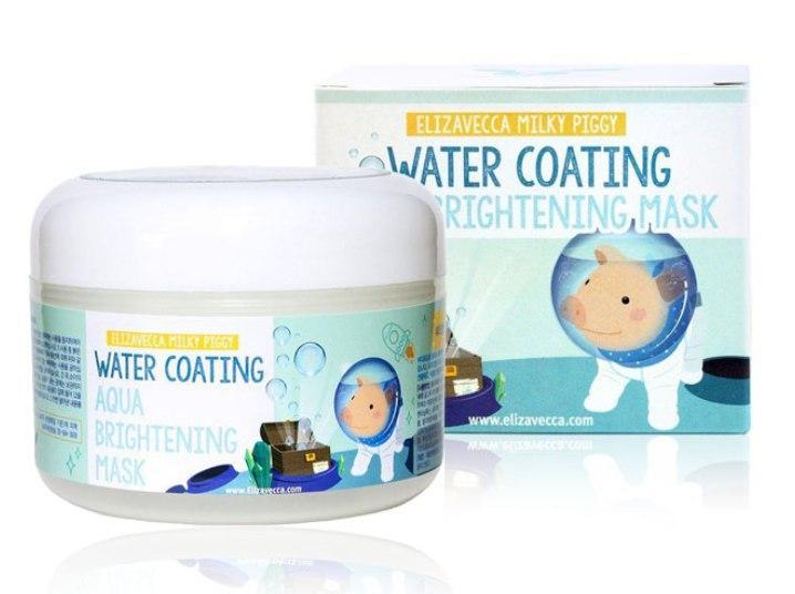 Ночная маска Elizavecca Water Coating Aqua Brightening Mask