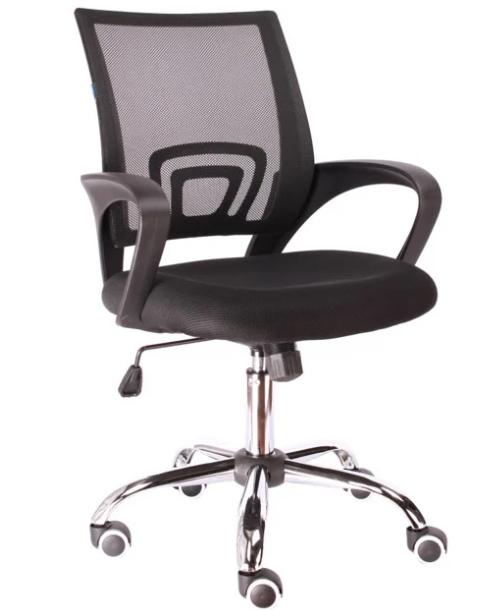 Компьютерное кресло Everprof EP 696 офисное Черное