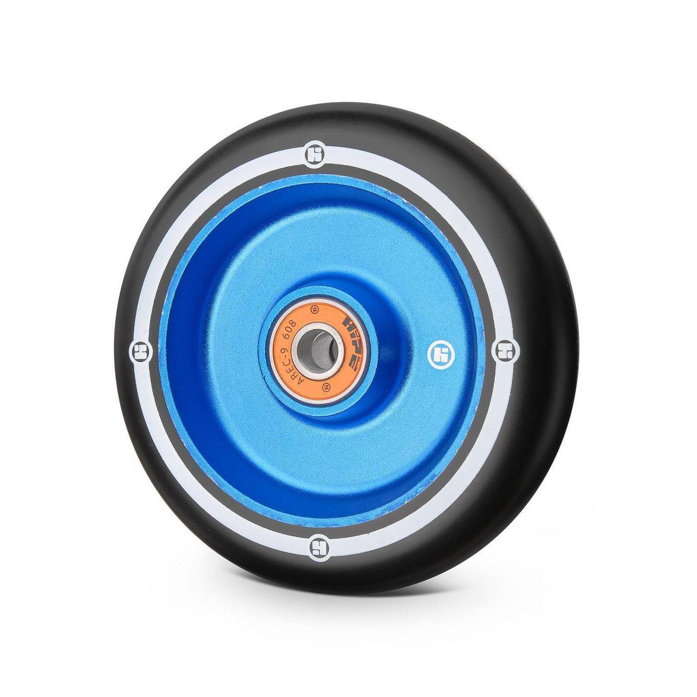 Колесо HIPE Solid 100 мм синий/черный
