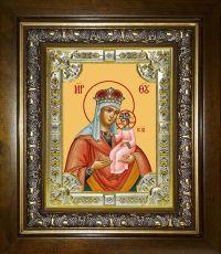 Ильинская (Черниговская) Икона Божией Матери (18х24)