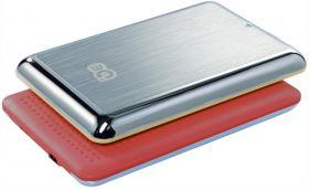 "Внешний бокс для HDD 2,5"" 3Q HDD-U235H-HO Metal Orange USB 2.0  7mm/9mm"