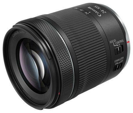 Объектив Canon RF 24-105mm f/4-7.1 IS STM