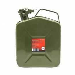 Канистра металлическая крашеная 153-0010 10 л