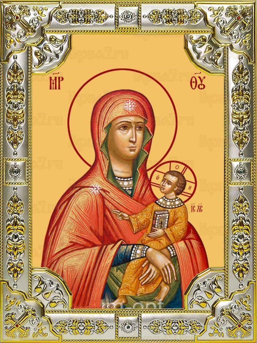 Лиддская Икона Божией Матери (18х24)