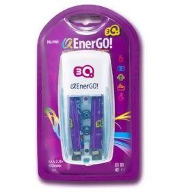 Зарядное устройство 3Q C23-9 Q-EnerGO! для аккумуляторов AA, AAA,9V(Крона) 900mAh