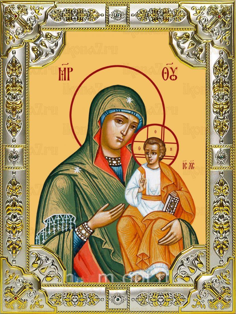 Милостивая Икона Божией Матери (18х24)