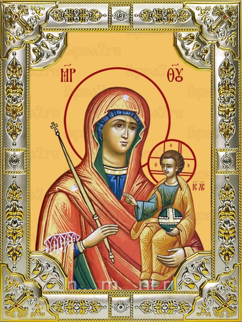 Минская Икона Божией Матери (18х24)