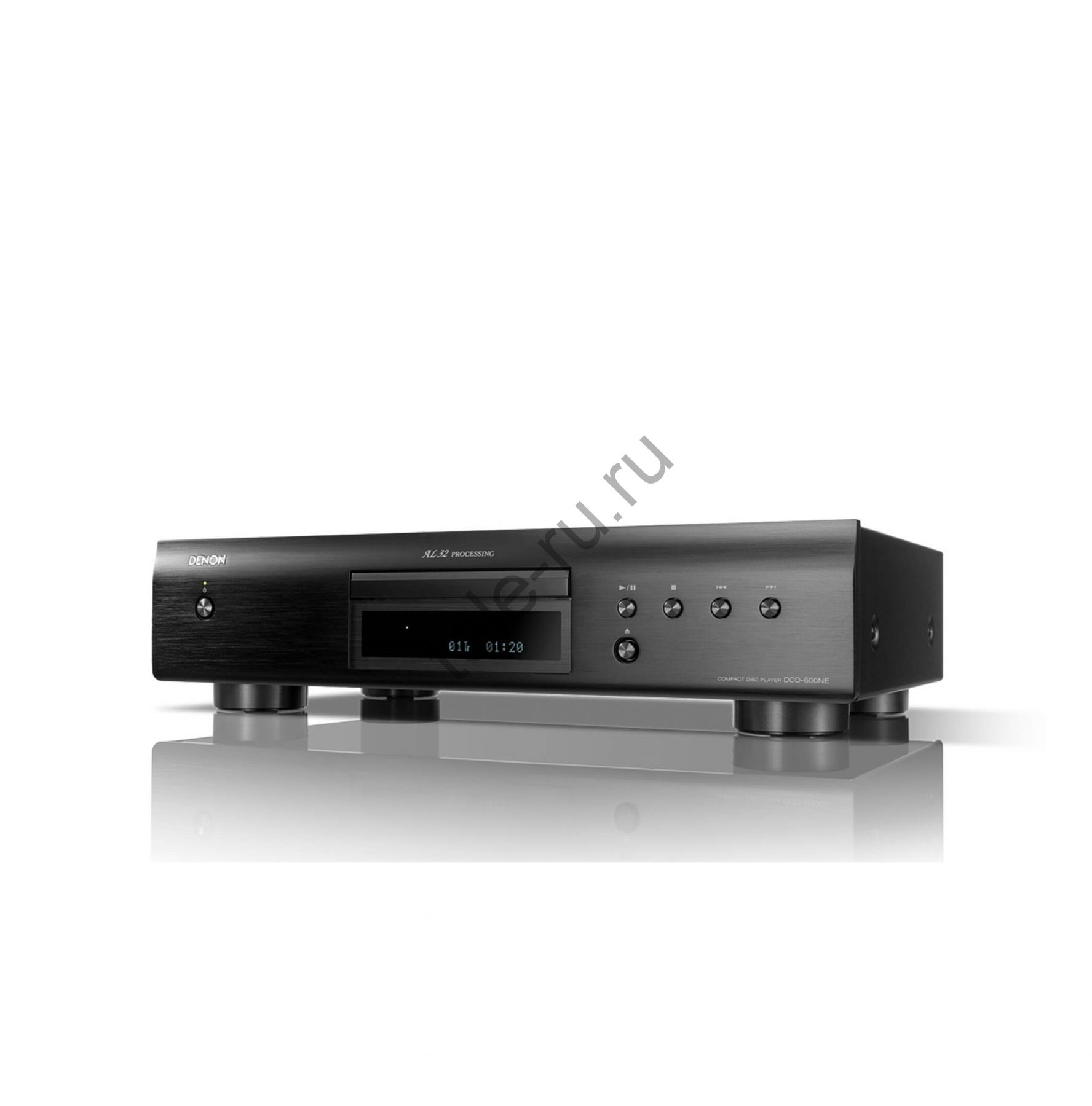 CD и SACD Проигрыватели DENON DCD-600NE, Black