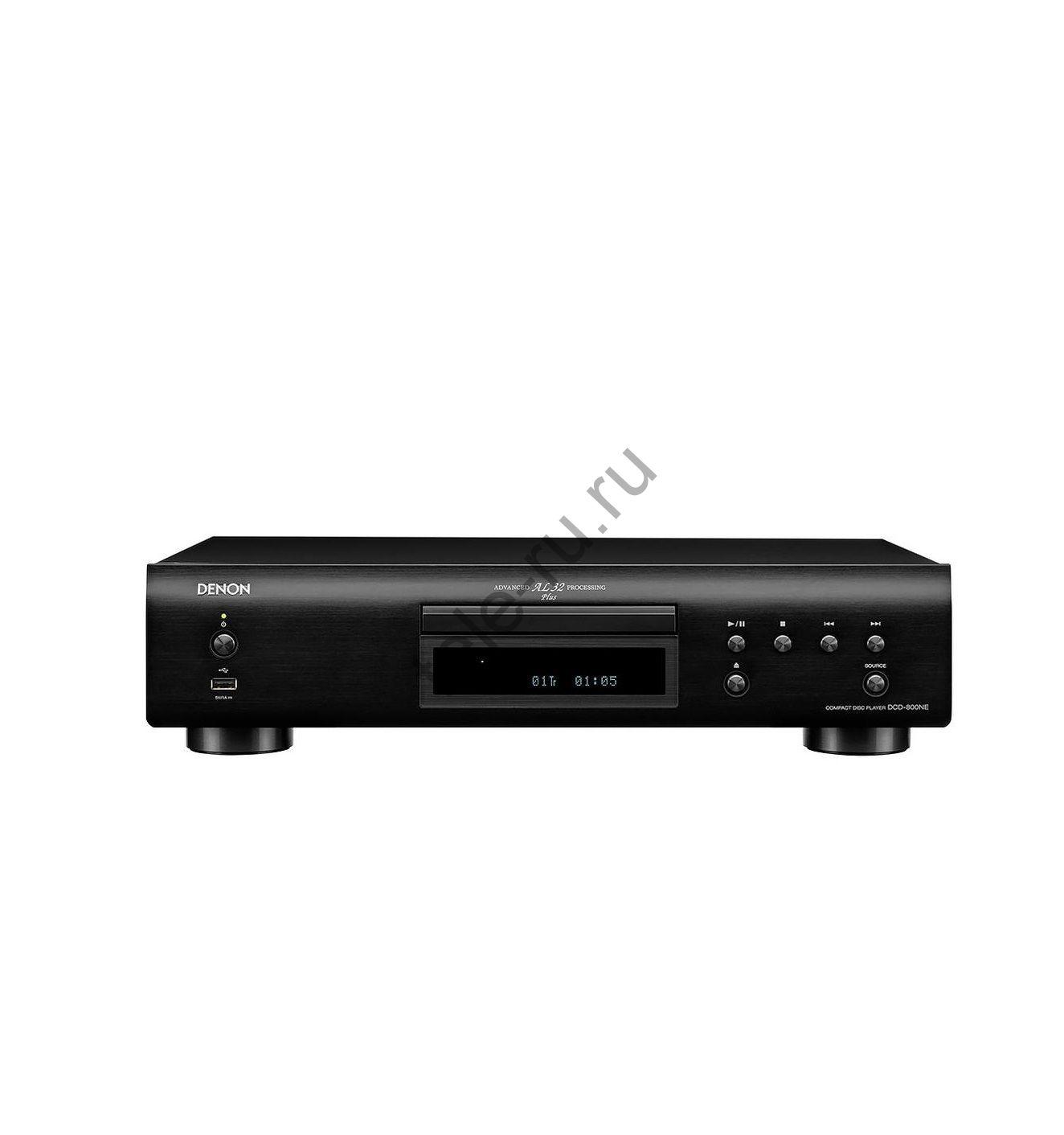 CD и SACD Проигрыватели DENON DCD-800NE, Black
