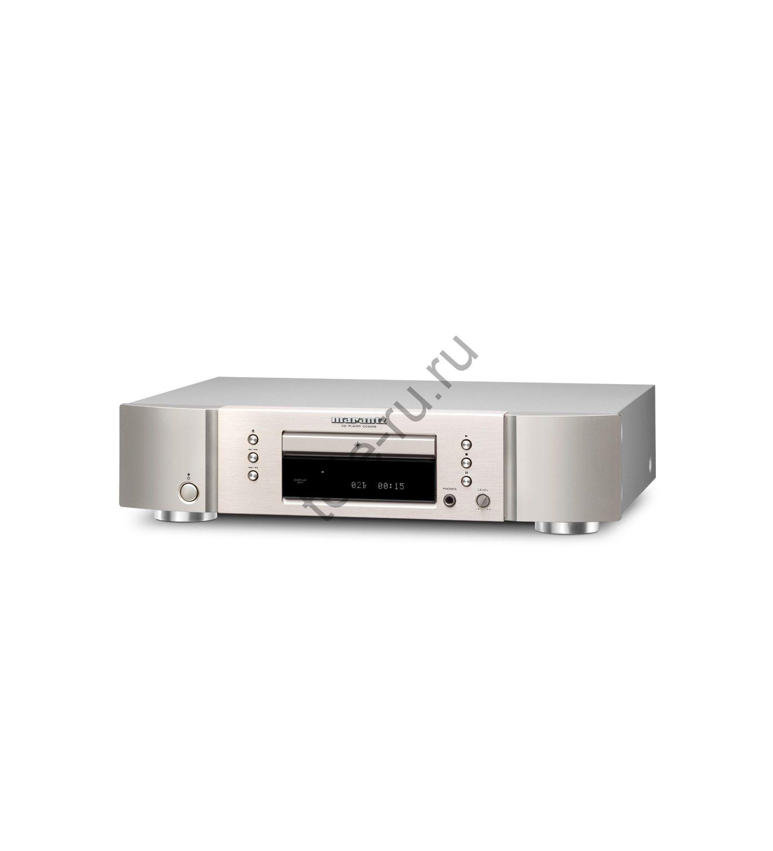 CD и SACD Проигрыватели MARANTZ CD5005, Gold