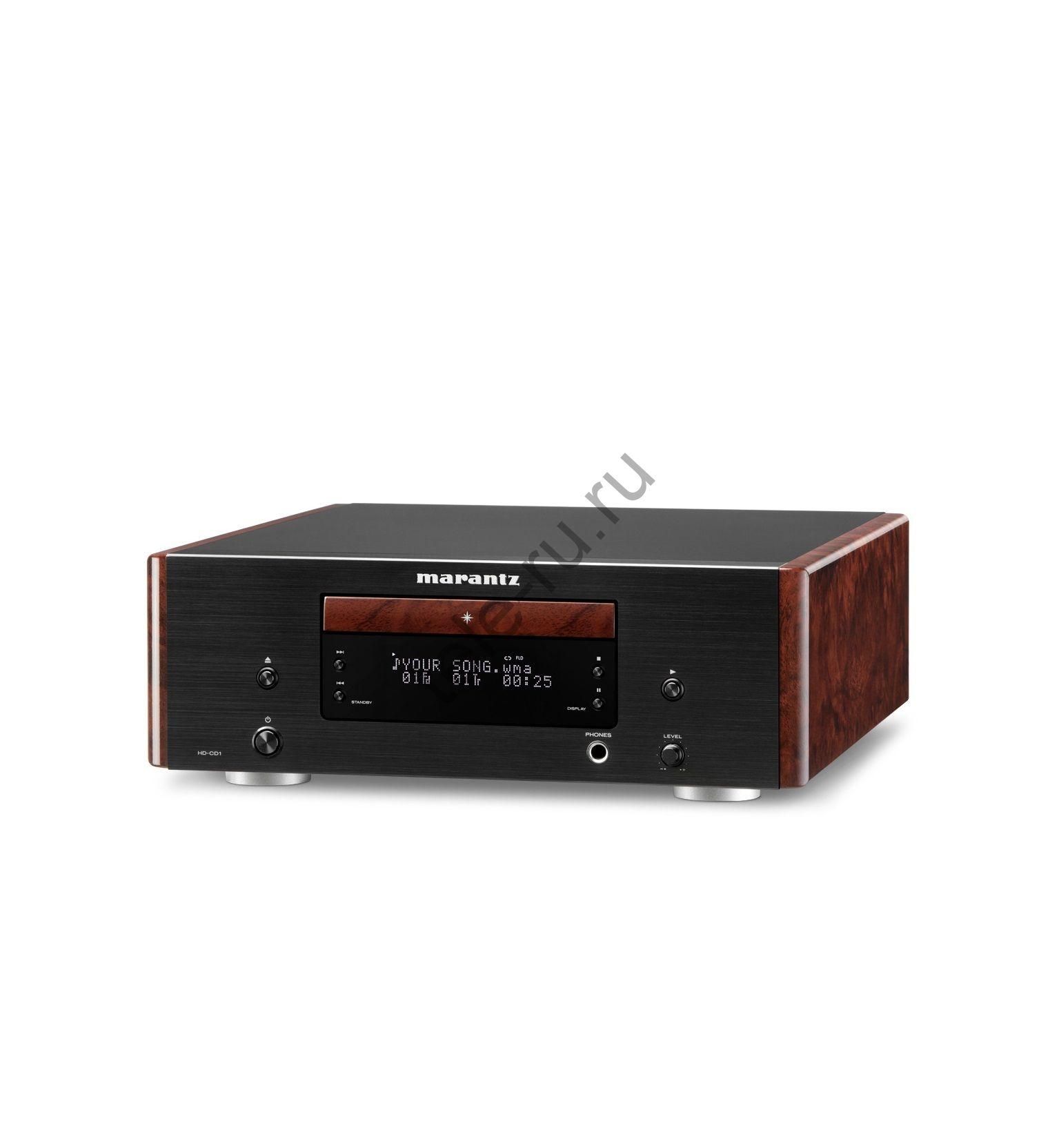 CD и SACD Проигрыватели MARANTZ HD-CD1, Black
