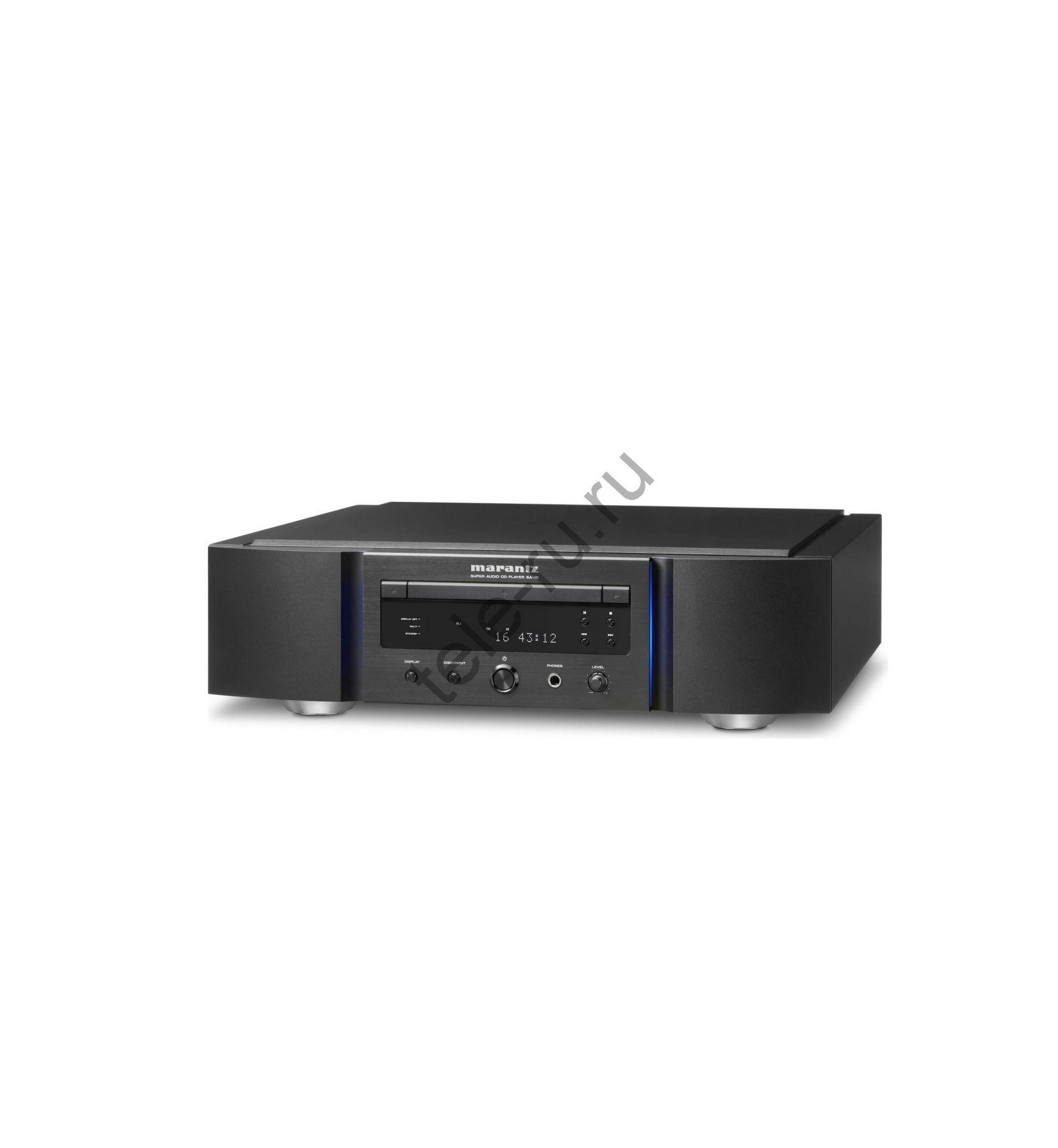 CD и SACD Проигрыватели MARANTZ SA-10, Black