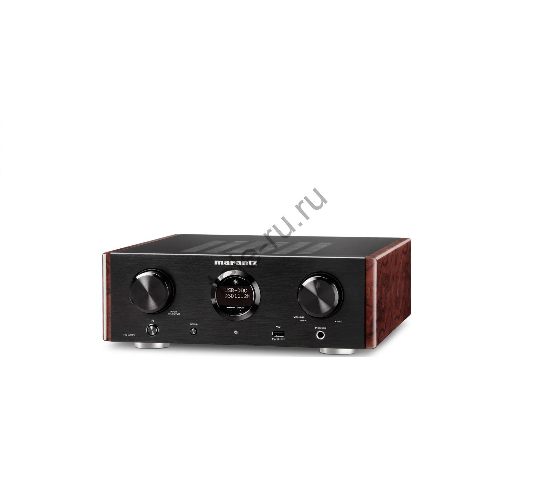Интегральные усилители MARANTZ HD-AMP1, Black