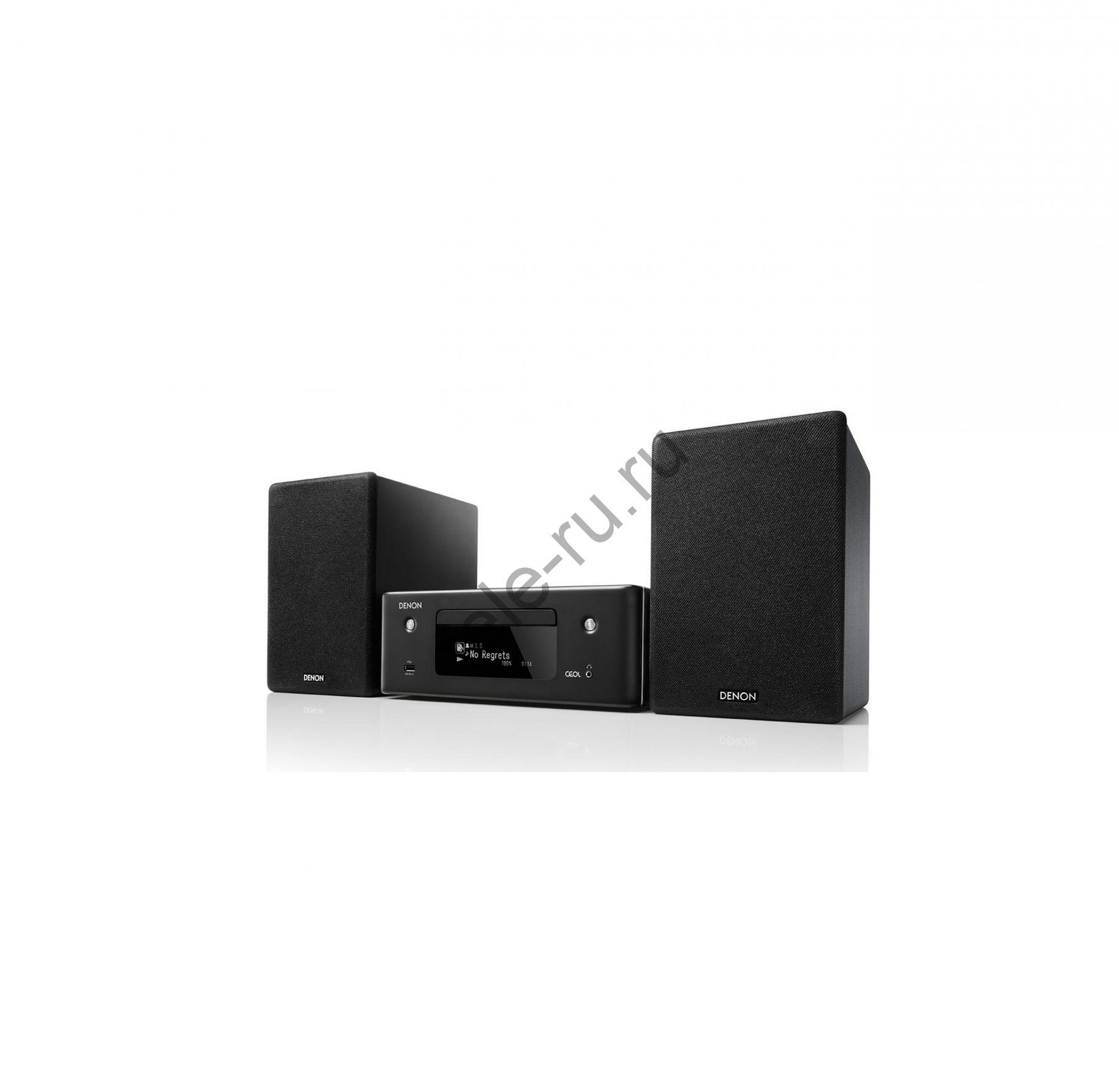 Микросистемы DENON CEOL N10, Black